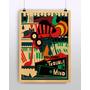 Poster Nina Simone - Jazz - Cantora