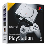 Playstation One Classic Edition Mini Novo Original Lacrad