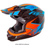 Capacete Fly Kinect Impulse Trilha 55-56cm Pequeno Cross Mx