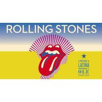 Ingresso Rolling Stones São Paulo 27/02 - Sábado (meia)