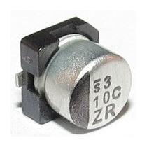 Capacitor Eletrolítico Smd 10uf 16v Emb. 10 Pçs.