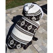Roupinha Para Cachorro - Inverno Rigoroso Com Gorro