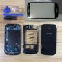 Carcaça Aro Tampa Vidro Samsung S3 I9300 Adesivo Cola Chaves