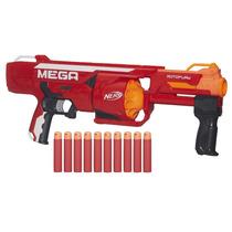 Nerf N-strike Mega Rotofury B1269 Lançador Dardos 10 Tiros