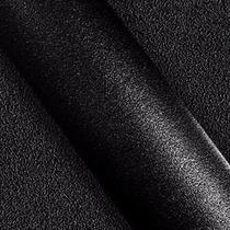 Adesivo Envelopamento Krusher Preto Rugoso Moto Carro 2x1,22