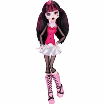 Monster High - Original - Draculaura - Mattel- 7885-0