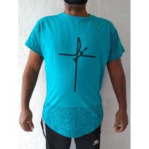 Busca Camisa Camiseta Oversized Longline com os melhores preços do ... b5572bb60c6