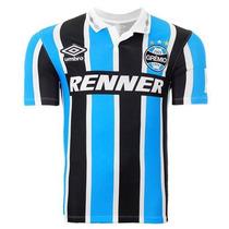 Busca camisa grêmio libertadores 1995 com os melhores preços do ... 7cd419b584746