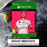 Fifa 20 Xbox One - Codigo 25 Dígitos
