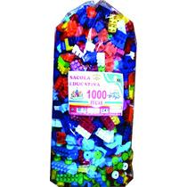 Blocos Monte Fácil 1000 Peças Blocos De Montar Reibrink