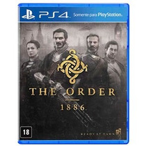 Jogo Ps4 The Order: 1886