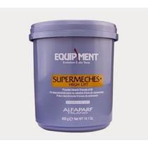 Descolorante Supermeches+ High Lift 9 Tons 400g Alfaparf