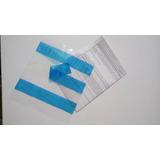 Saco Plástico Canguru Para Notas Fiscais 10x12 Com 2000 Unid