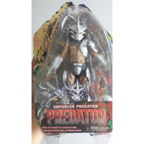 Boneco Enforcer Predador Neca - Filme Predador