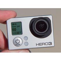 Gopro Hero 3 Silver Câmera Go Pro - Pronta Entrega!
