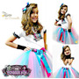 Fantasia Tutu Tuttu Monster High Roupa Monster