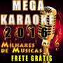 Kit Karaoke 2016 - 10000 Músicas / Dvd E Guia Impresso 12x