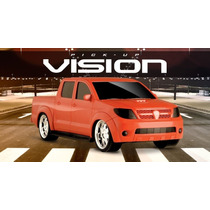 Mini Pick Up Vision Hiluxy