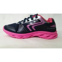 Tenis, Klin, Jet, Marinho/pink, 4299,