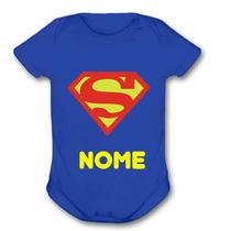 Bory Infantil Personalizado Super Herois Super Homem
