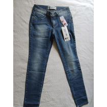 Calça Jeans Denuncia Da Osmoze Modelo Skinny 201-3-22870