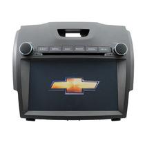 Central Kit Multimídia Chevrolet S10 Tv Dvd Gps Frete Grátis