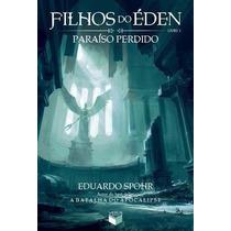 Livro Coleção Filhos Do Éden - Paraíso Perdido