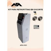 Painel Cnc Retroffiting Cnc Plasma Corte, Oxicorte Laser Co2