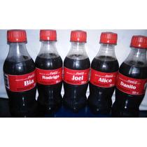 Rótulo Adesivo Personalizado De Coca-cola 250ml