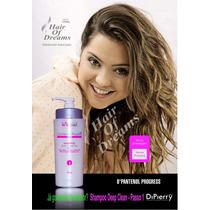 Shampoo Passo 1 Access To Deep Clean Di Pierry D´pantenol Pr