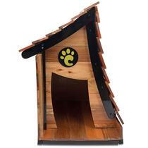 Casinha Para Cachorros Pequeno Porte Crooked 7004 Carlu