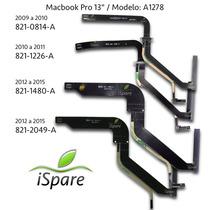 Cabo Hd Flat Cable Macbook Pro 13 A1278 Original