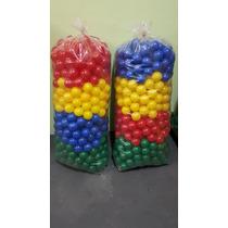 Bolinhas De Piscina 76mm 500 Unidades Direto De Fabrica!!!
