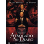 Dvd Advogado Do Diabo, Keanu Reeves Al Pacino Frete R$ 8,00
