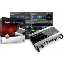 Interface Time Code Traktor Scratch Audio 10 Native Pra Djs