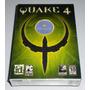 Quake 4 Caixa Lacrada   Ação   Jogo Pc   Produto Original