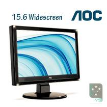 Monitor Lcd P/ Computador Tela 15.6 Polegadas - C/ Garantia!