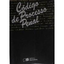 Codigo De Processo Penal Editora Saraiva 2000 Livro Bolso