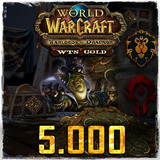 Wow Gold - 5000g Ouro Goldrinn +10% Grátis