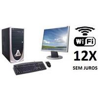 Computador + Monitor 15