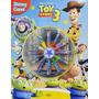 Livro - Disney Cores: Toy Story 3 Para Colorir