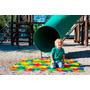 Tapete Infantil Tecil Pracinha Quebra Cabeça 1,50x1,30m