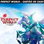 Perfect World - Cash 31.000 Gold Level Up - Imediato!