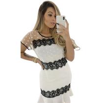 39b0b9afde Busca vestido curto de festa com os melhores preços do Brasil ...