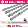 Barra De Led Tv 50 Lg Original ( R2 ) - 50la6200 / 50ln5400