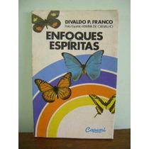 Livro Enfoques Espíritas - Divaldo Pereira Franco - Vianna