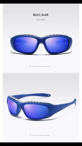 7f794f35ea2a8 Óculos Goggles Motociclista Vintage L Polarizadas Ciclismo
