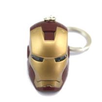 Chaveiro Homem De Ferro Tony Stark Vingadores - Iron Man