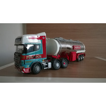 Carreta Scania 124l 420 1/50 Corgi