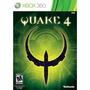 Quake 4 Xbox 360 Original Lacrado